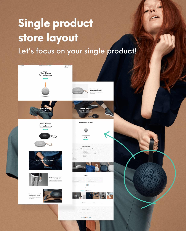 Yanka - Retail Ecommerce HTML Template - 8