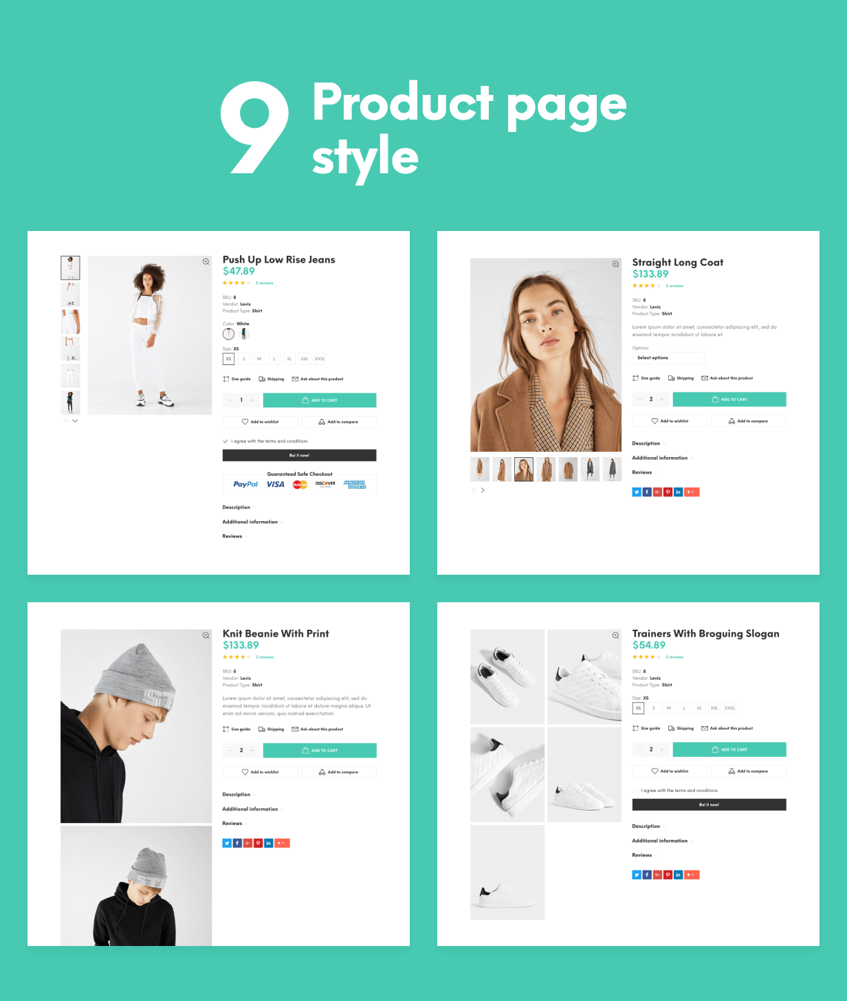 Yanka - Retail Ecommerce HTML Template - 10