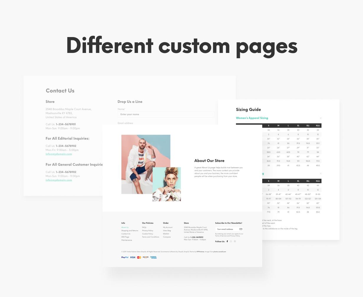 Yanka - Retail Ecommerce HTML Template - 29