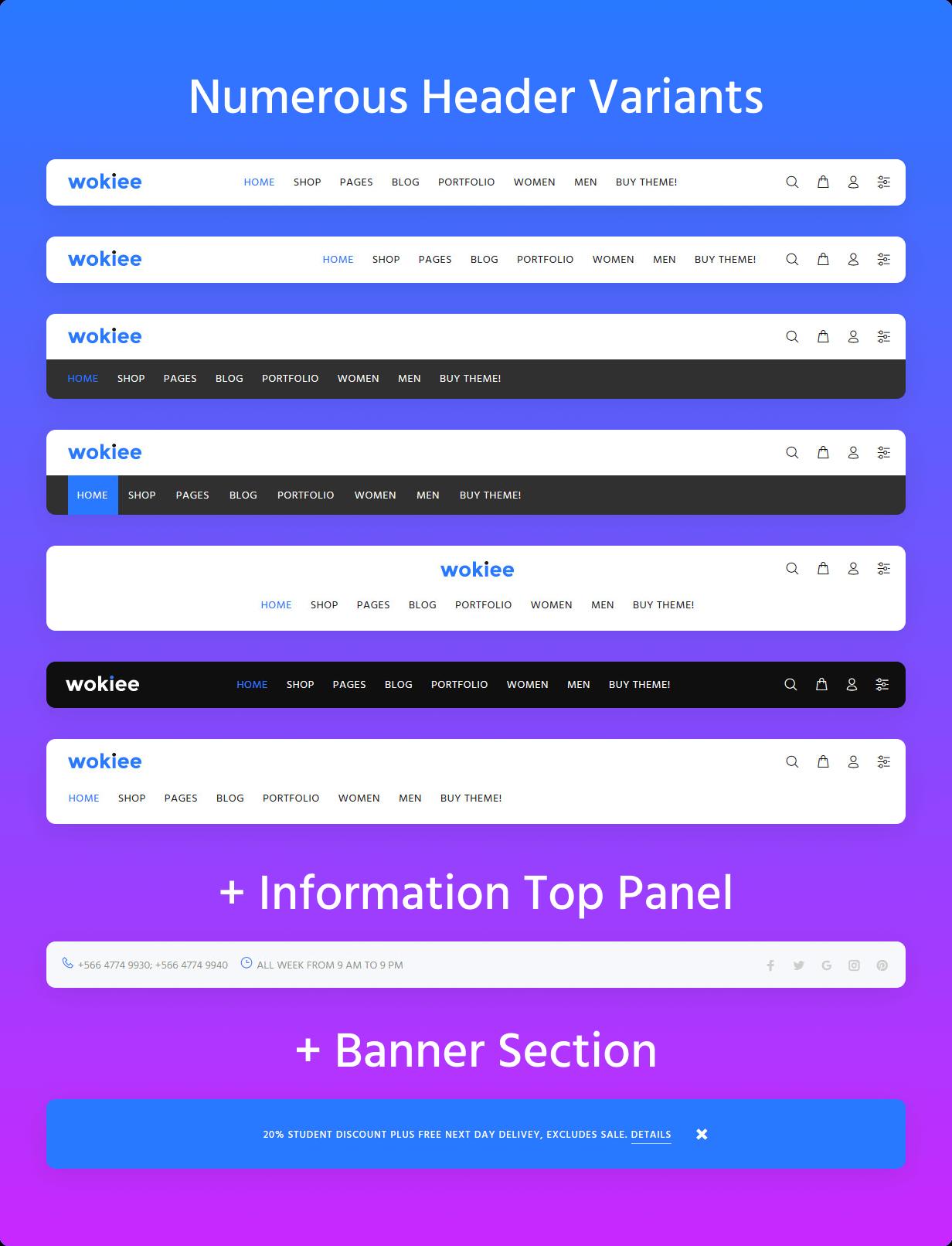 Wokiee - Ecommerce HTML Template - 10
